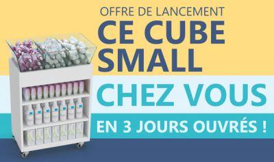Offre de lancement : Cube Small