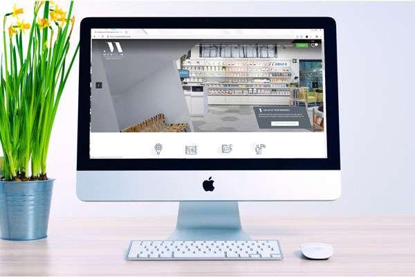 Mobil M présente son nouveau site internet