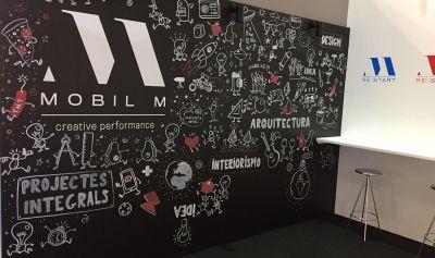 Mobil M estuvo presente en la feria Infarma 2019