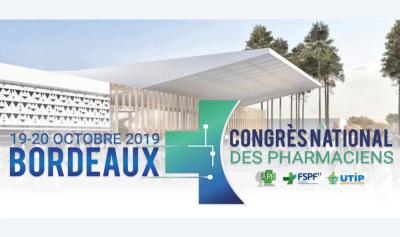Congrès des pharmaciens à Bordeaux