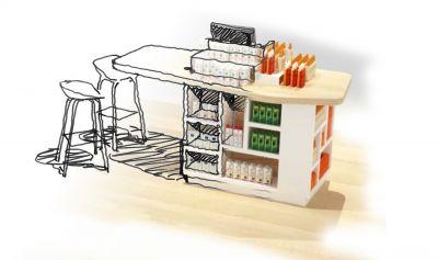 Du mobilier sur-mesure pour votre officine