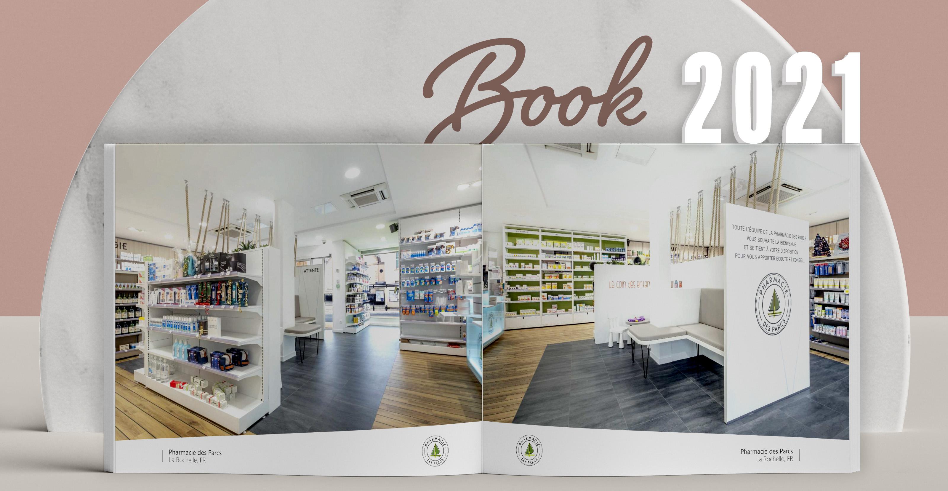 Nouvelle édition du book 2021