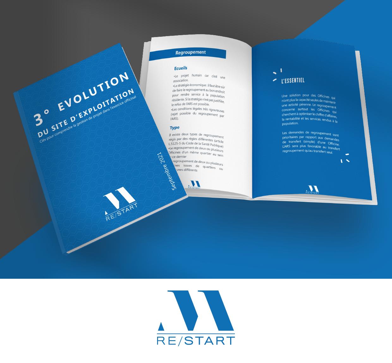 RE/START - Livre 3 : l'évolution du site d'exploitation