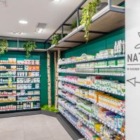 Quand le végétal crée le design en pharmacie !