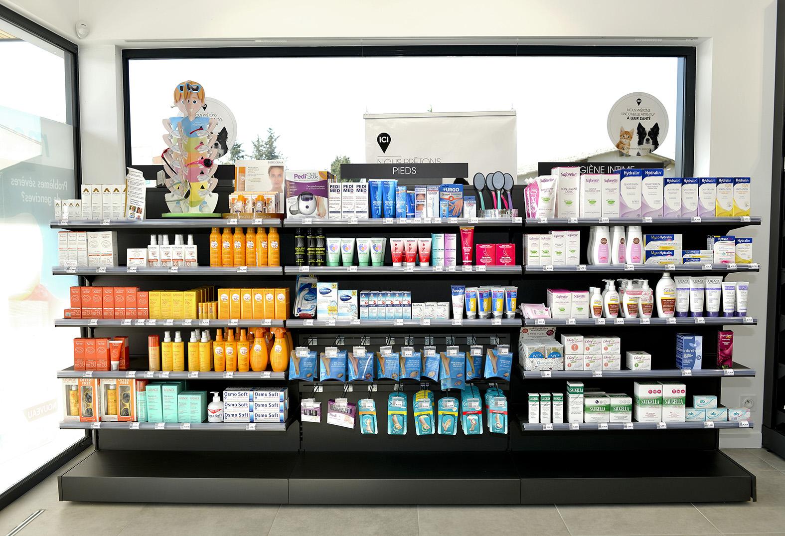 Quelques conseils pour le merchandising de votre pharmacie