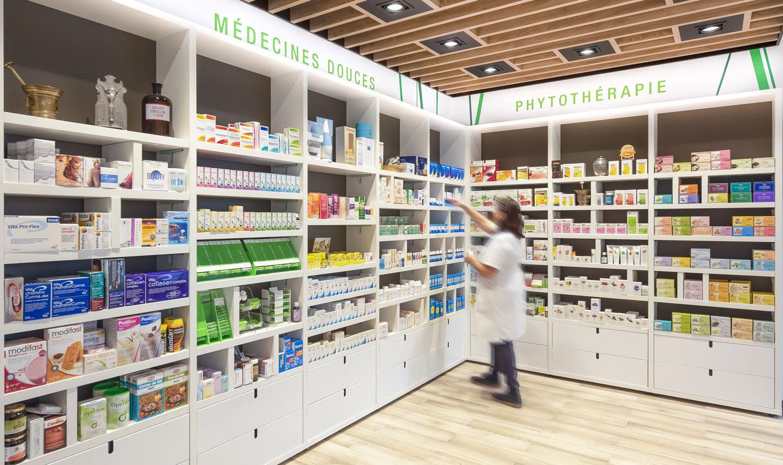 Une signalétique efficace pour votre pharmacie