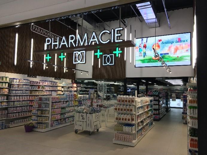 Publicidad en la farmacia