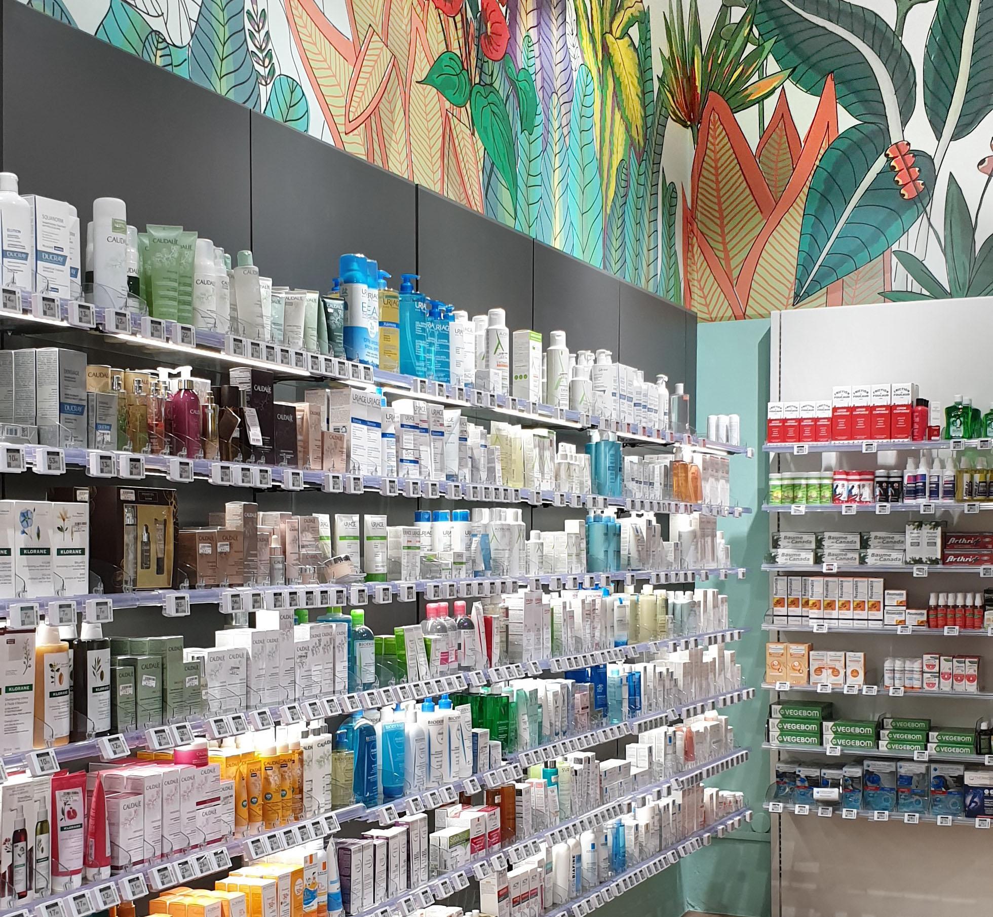 Relooking pharmacie
