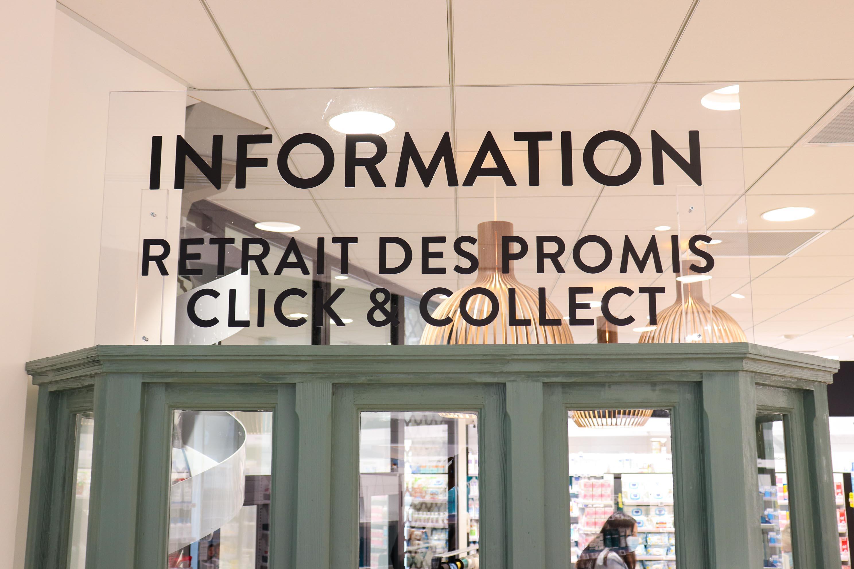 Click and Collect : Le digital au cœur des officines