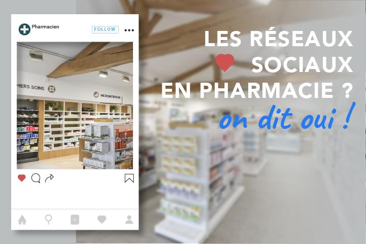 guide conseil réseaux sociaux pharmacie Mobil M