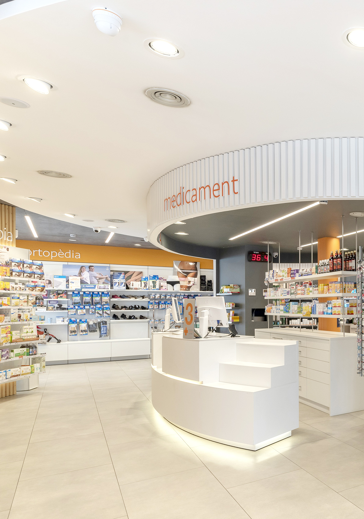 Farmacia Can Tries, Barcelona