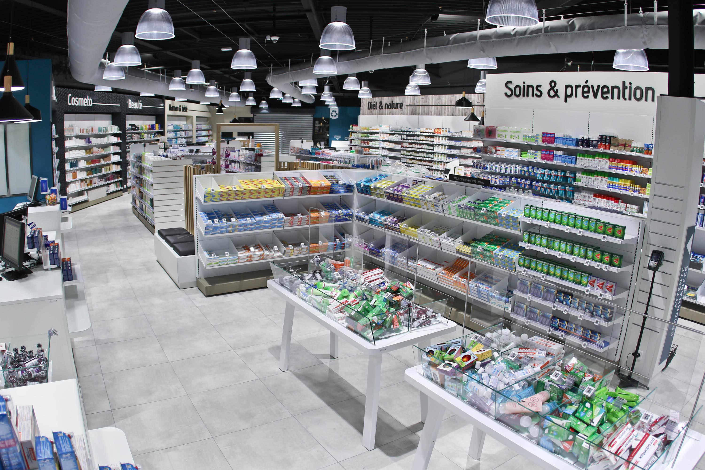 transfert pharmacie Arbent