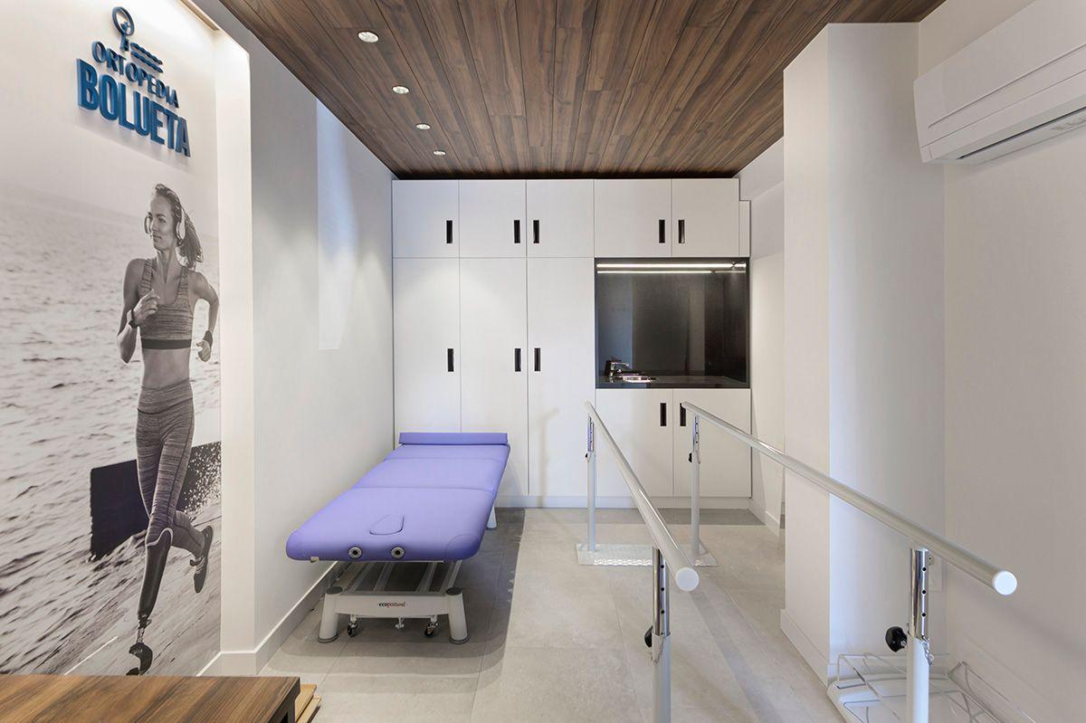 Crear un espacio especial para la zona de oncología