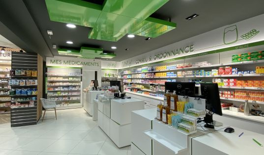 Pharmacie Escarra