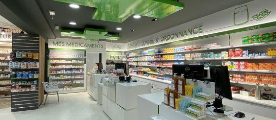 Pharmacie Escarra