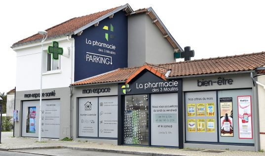 Pharmacie des Trois Moulins - Photo n°15