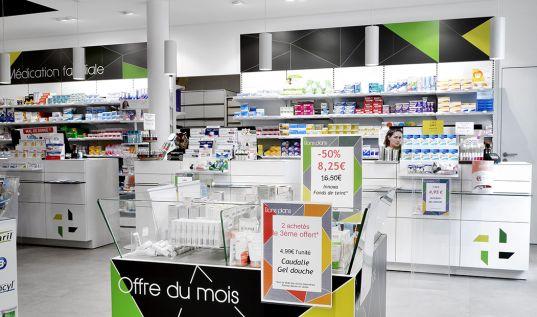 Pharmacie des Trois Moulins - Photo n°3
