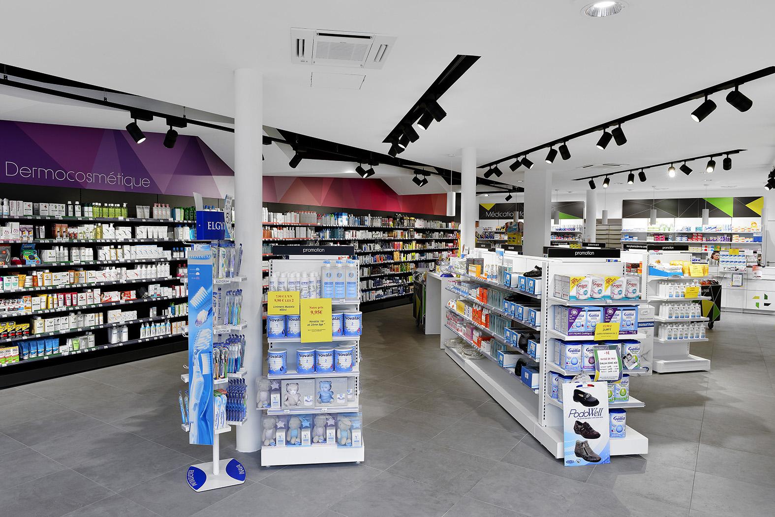 Farmacia des Trois Moulins