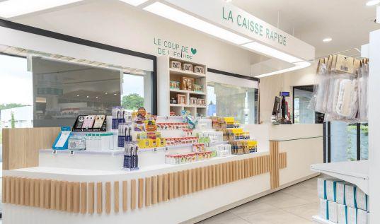 Pharmacie du Lac