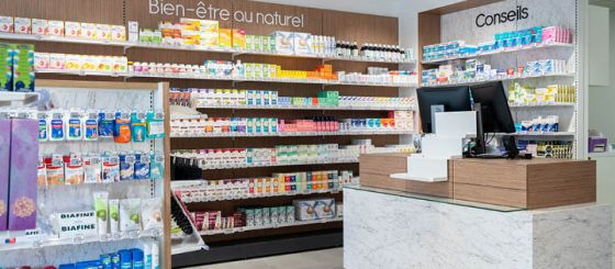 Pharmacie des Charentes