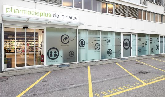 Pharmacie de la Harpe - Photo n°8