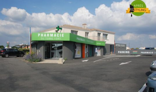Pharmacie du Terre Fort