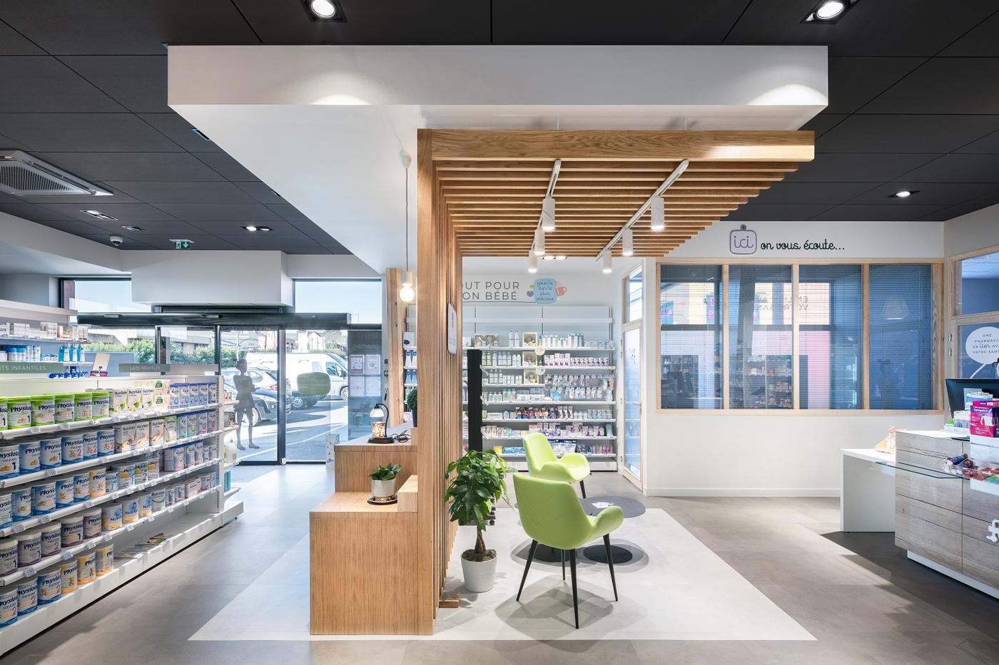 Pharmacie La Hainaud