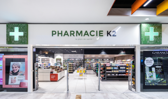 Pharmacie K2 - Photo n°1