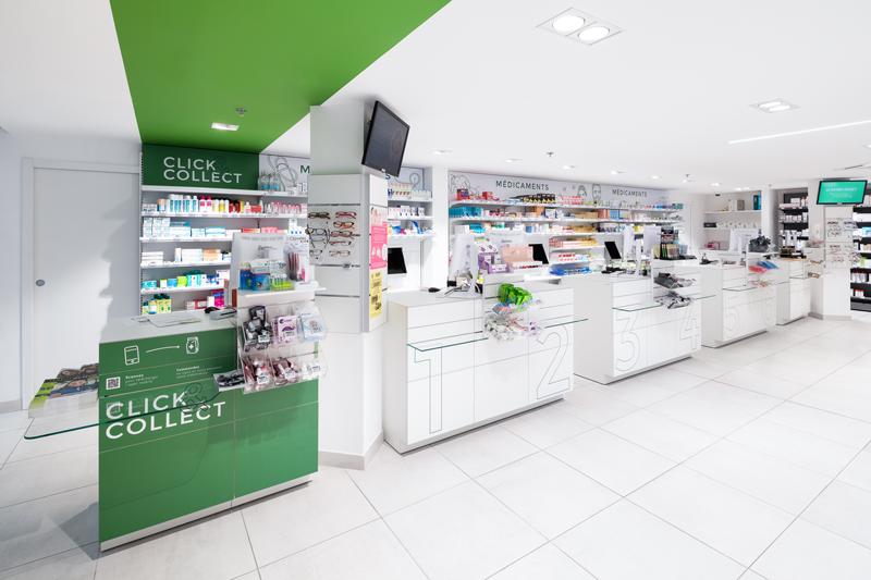 Pharmacie K2