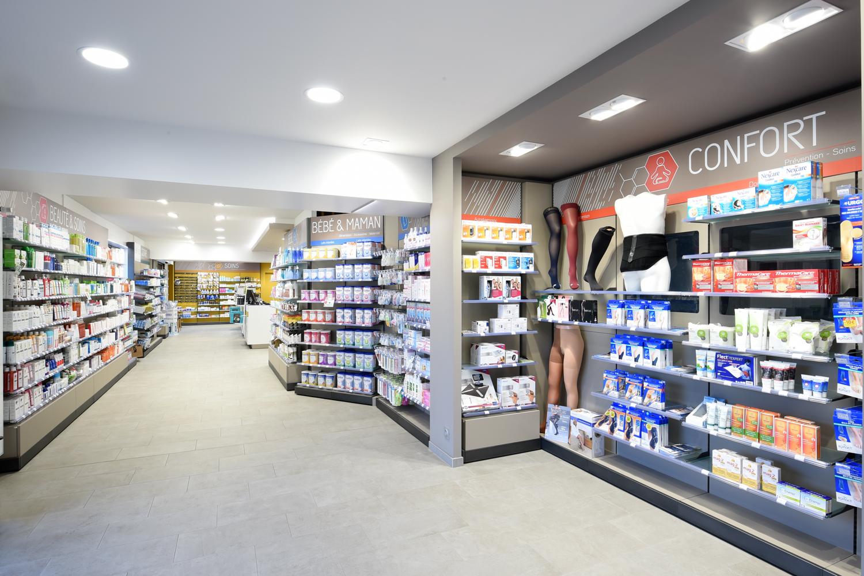Pharmacie Gilet
