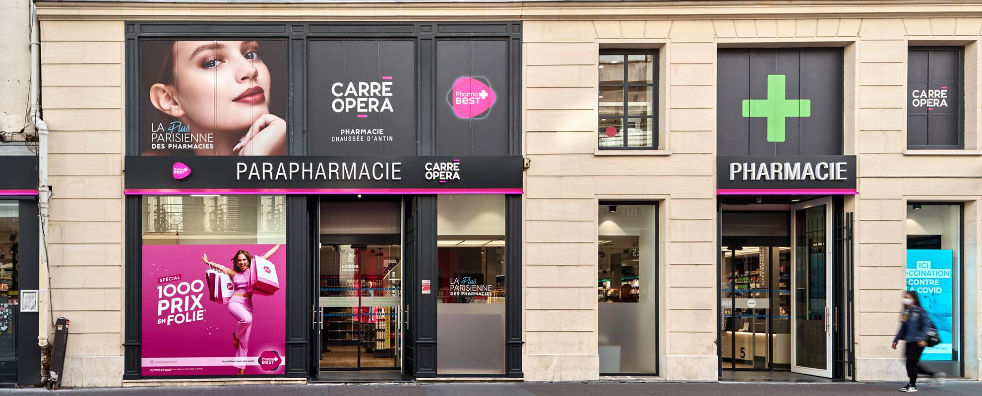 Nouvelle pharmacie : le projet de l'année 2021 !
