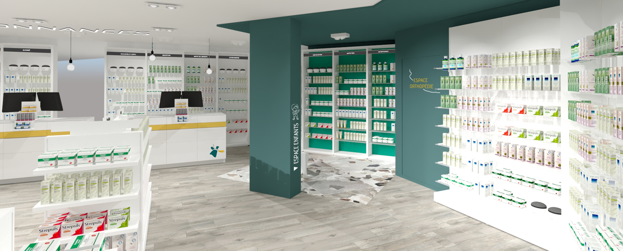 Nouvelle pharmacie