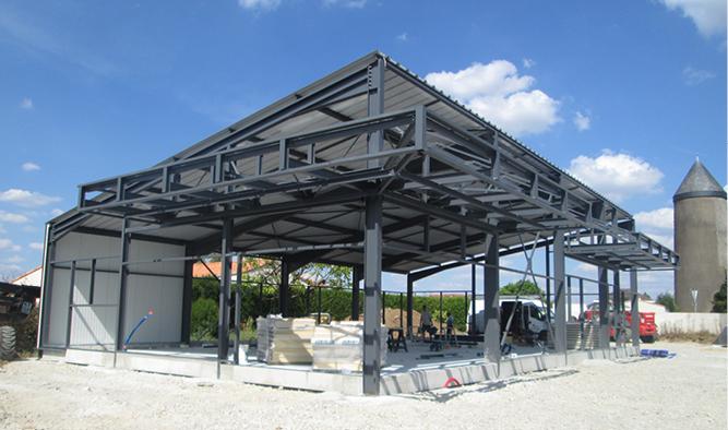 Projet commerce | Mobil M Construction