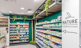 espace nature pharmacie canclaux nantes